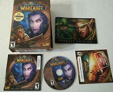 World Of Warcraft Blizzard Entertainment PC game Myth, Magic, Adventure