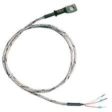 SPPO-5M Sonda Pt100 3 fili Cl.B a occhiello Ø 6.5 mm inox 316L cavo 5 mt. trecci