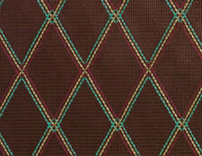 "VOX brown diamond speaker grill cloth fabric 18x36""  amp  cabinet"