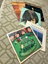 New Listingcollection mostly 1970's Classic Rock Pop vinyl Albums lp's outstanding lot