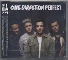 One Direction: Perfect (2015) CD SINGLE OBI TAIWAN SEALED