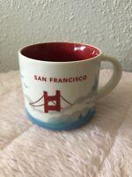 Starbucks 2012 You Are Here San Francisco 14 oz. Mug