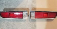 Ta22 Ra21 Toyota Celica Flat Tail Lights 1970 1971 1972