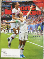Sports Illustrated July 15, 2019 World Class A Team A Cup Their Cause USWNT