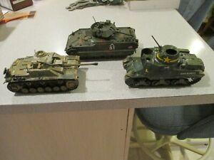 21st Century Toys Tanks Lot