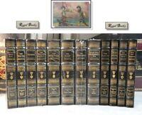 GREEK CLASSICS complete 12 vol - Easton Press - 🌟MOST SEALED🌟  RARE