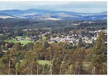 Banchory - view of town :   (card ref : BRY027)