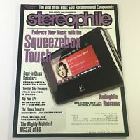 Stereophile Magazine October 2010 - Squeezebox Touch / Harbeth & Vivid Speakers