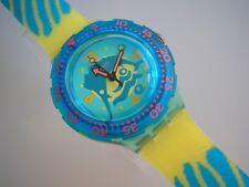 """Swatch Scuba """"swordfish"""" + artículo nuevo +"""