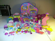 Littlest Pet Shop Huge Lot of Accessories and Carrying Case