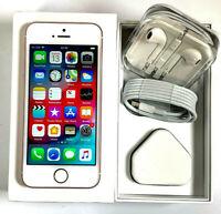 Apple iPhone SE 128GB Rose Gold Unlocked Sim Free GOOD CONDITION 248