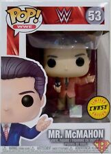 """MR. VINCE McMAHON WWE Pop 4"""" Vinyl CHASE Figure #53 Funko Limited Edition 2018"""