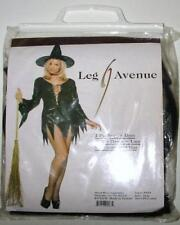 SS4U BLaCk SeqUiN WiTcH DreSs & HaT COsTuME M/L Leg Avenue 8929