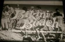 16mm Trailer: BIKINI BEACH 1964 Frankie & Annette teen comedy classic - RARE!!!