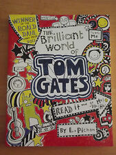 LIZ PICHON - TOM GATES - THE BRILLIANT WORLD OF TOM GATES *NEW*