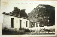 Isla de Pinos/Isle of Pines, Cuba 1930s Realphoto Postcard: El Abra-Nueva Gerona