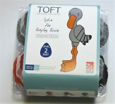 Toft Lydia The Greylag Goose Toy Animal Yarn Crochet Kit