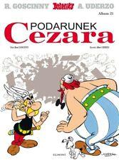 Asterix Podarunek Cezara Tom 21 [Goscinny Rene] POLISH BOOK * POLSKA KSIĄŻKA *