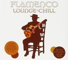 FLAMENCO LOUNGE & CHILL  CD NEU
