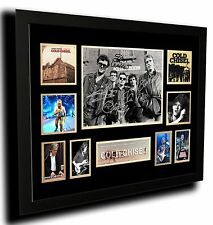 COLD CHISEL 5 SIGNED LIMITED EDITION FRAMED MEMORABILIA