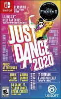 Just Dance 2020 Nintendo Switch - Free Shipping! Lot of 14 Units