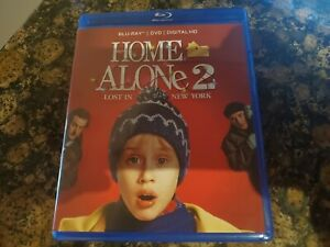 HOME ALONE 2 LOST IN NEW YORK 25TH ANNIVERSARY ED DVD - DISC ONLY NO CASE