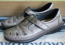 SAS Tripad Comfort Women's Roamer Shoes Loafers C8861400, Gray Silver, size 7.5N