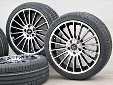 Für Mercedes C-Klasse W205 A205 S205 A205 18 Zoll Sommerräder Keskin KT15 BFP