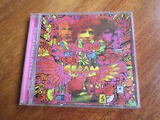 CREAM Disraeli Gears CD 1997 EUROPEAN PRESS THE YARDBIRDS NO LP