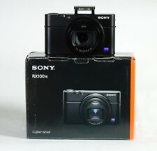 Sony Cyber-shot DSC-RX100 VI 20.1 MP Digital Camera - Black