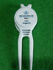 the walker cup lytham st annes 2015 john hegarty gold divot & marker collectable