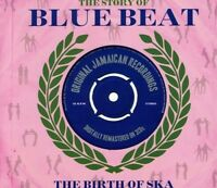 THE STORY OF BLUEBEAT-THE BIRTH OF SKA 3 CD NEW!