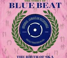 THE STORY OF BLUEBEAT-THE BIRTH OF SKA 3 CD NEUF