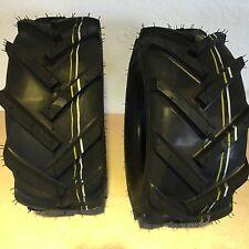 2 Reifen Rasentraktor 15x6.00-6 6PR TL AS Profil 15x6,00-6 Stollen