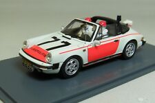 Porsche 911 Carrera Targa Rijkspolitie Police 1985 1:43 Neo 43277