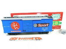 BR104-3# LGB Spur G/IIm/DC 4290 VW US-Box Car/Güterwagen VW Sport 4282, OVP