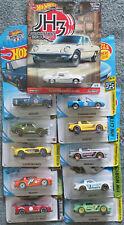 Hot Wheels 1:64 MAZDA series Lot of 11 RX-7 RX7 Miata