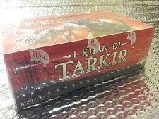 ITALIAN Magic MTG Khans of Tarkir KTK Factory Sealed Booster Box the Gathering