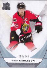 15-16 The Cup Erik Karlsson /249 Ottawa Senators 2015