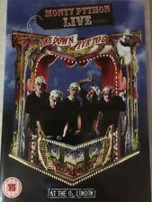 Monty Python Live (Mostly) DVD John Cleese Eric Idle Terry Jones