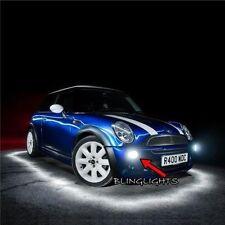 2001 2002 2003 2004 2005 2006 Mini Cooper R50 Xenon Fog Lamps Driving Lights Kit