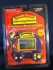 1999 Jump Start Learning Games Frankie's Word Jungle Sealed