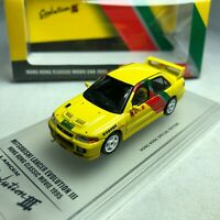 1/64 INNO64 Mitsubishi Lancer Evolution III GSR Driven By Jackie Chan 1995
