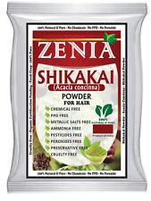 100g Zenia Shikakai Powder Hair Loss Hair Fall Damage Growth Repair