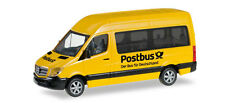 "HERPA 092531 - MERCEDES BENZ SPRINTER '13 ""CARPOSTAL"" - 1:87"