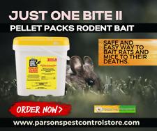Just One Bite II Pellet Packs Rodent Bait - (8 lb)