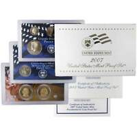 2007 S U.S. Mint Proof Set