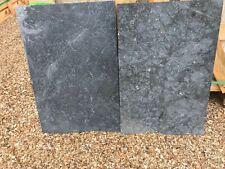 Piastrelle 40,6x61 in marmo nero Black Marble per pavimenti e rivestimenti