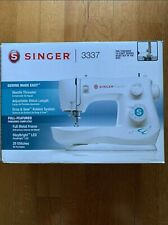 Singer 3337 Simple 29-stitch Sewing Machine. Brand New!