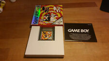 Spy vs Spy Nintendo Gameboy Color OVP Boxed